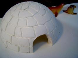 Comment Fabriquer Un Igloo Pour Decoration
